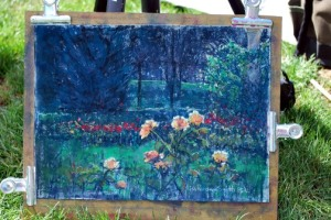Lakeside Rose Garden